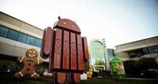 Android KitKat avvistato con il numero di build KRS74B