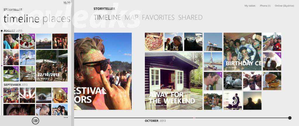 StoryTeller: una nuova app Nokia in uscita il 22 ottobre