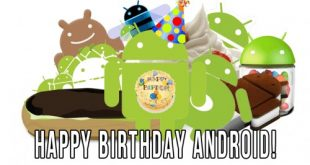 Android compie 5 anni!
