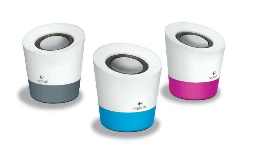 Da Logitech tre nuovi speaker multimediali per la casa