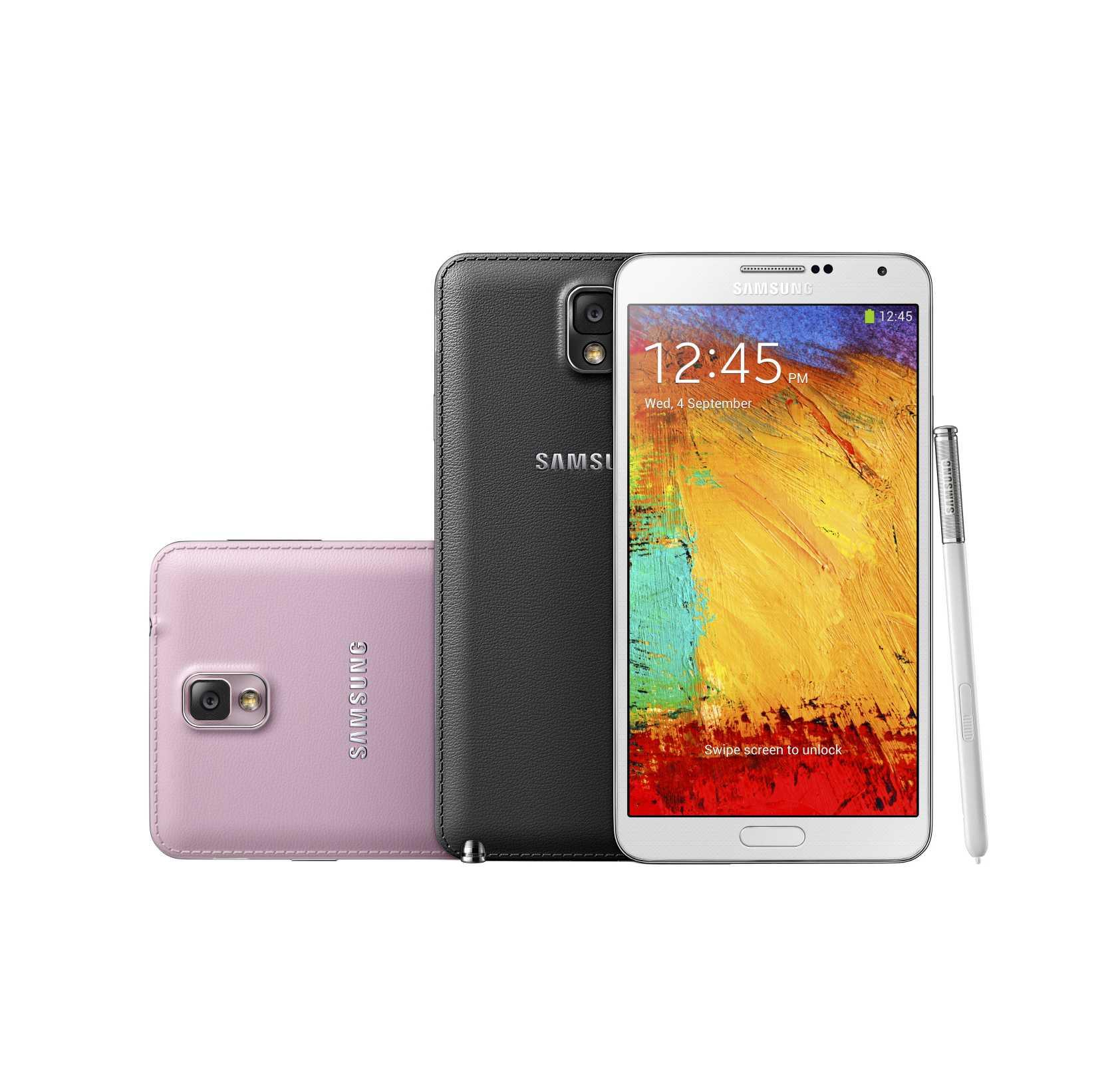 Samsung Galaxy Note 3 è alimentato da Exynos octa core 5420 con 2720MB di RAM disponibile