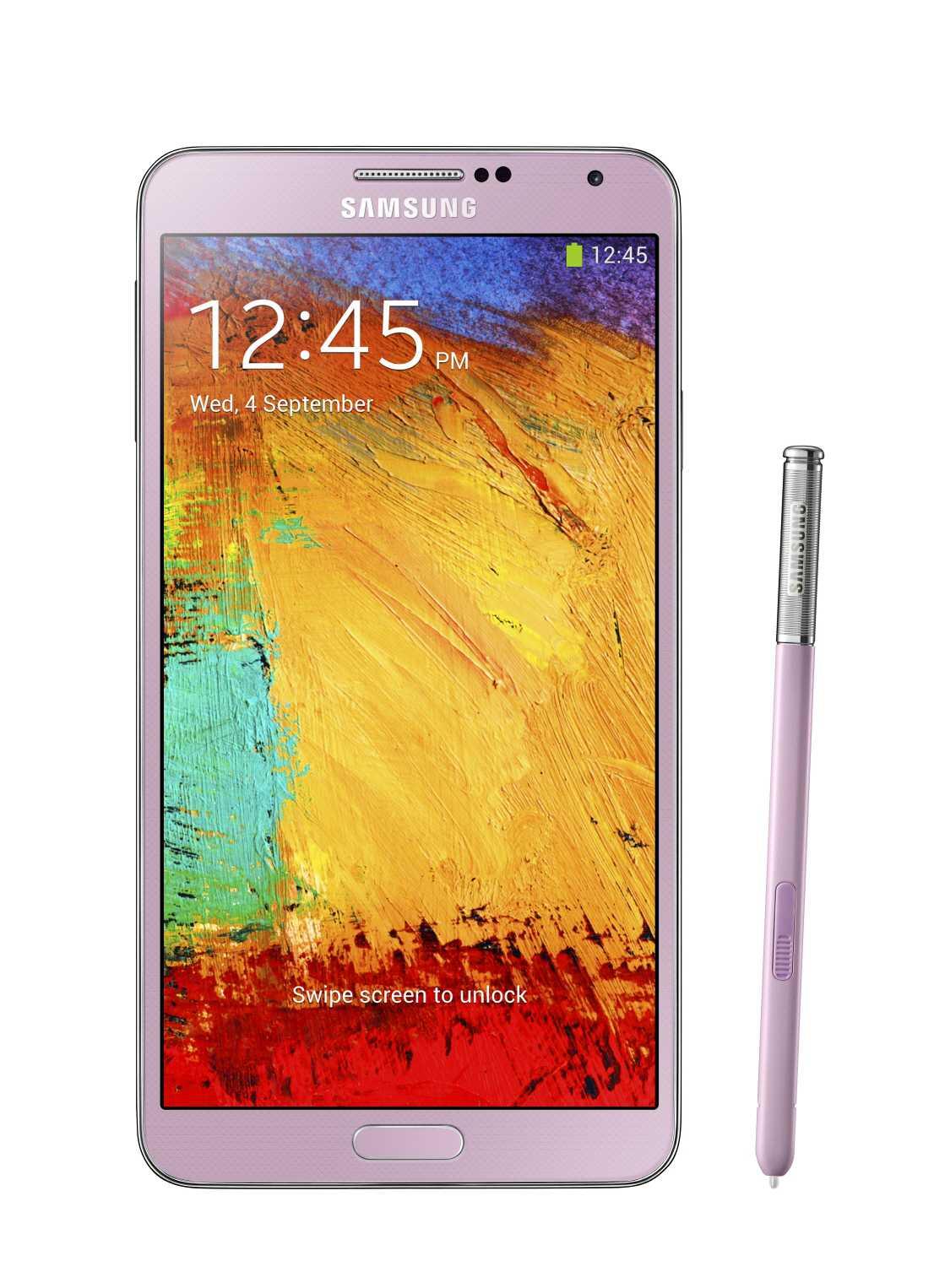 IFA 2013| Ufficiale il Galaxy Note 3: display AMOLED 5.7″ e nuova S Pen