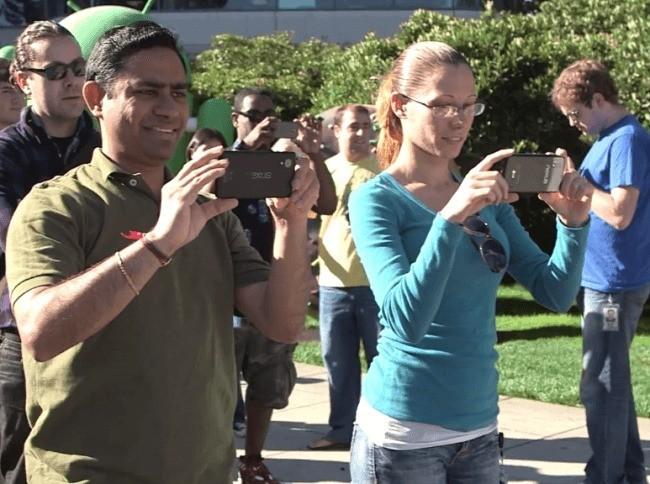 E' la prima immagine di Nexus 5?