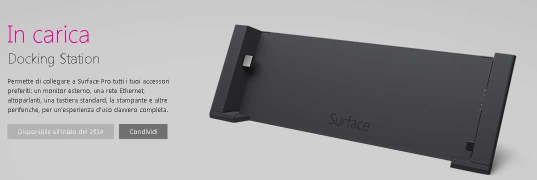 SurfacePro DokinStation