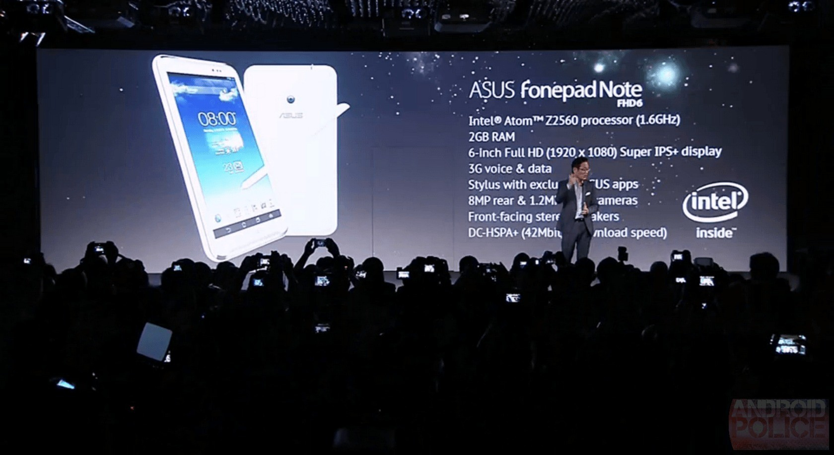 Asus Fonepad Note 6 | Arrivano i primo hands on!