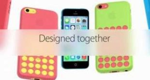"""iPhone 5C nuovo video """"Designed Together"""""""
