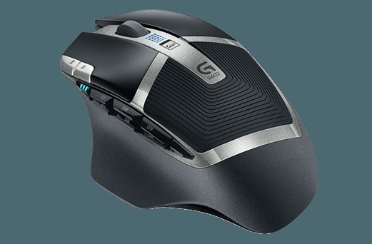 Logitech G602   Arrivano mouse e tappetino per i veri professionisti del videogioco!