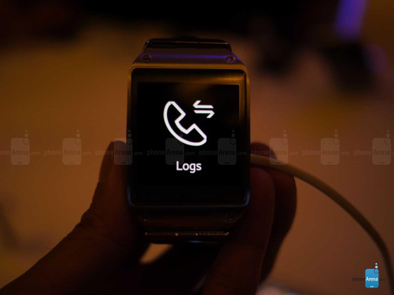 IFA 2013   Galaxy Gear è ufficiale: Foto e caratteristiche dello smartwatch Samsung!