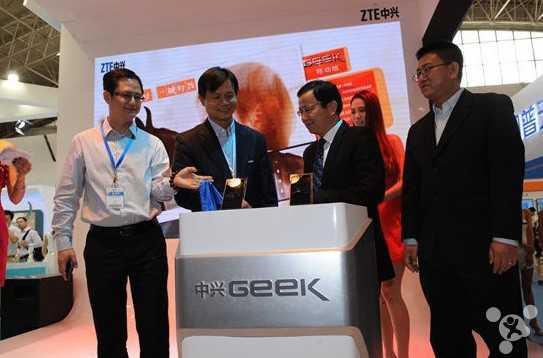 ZTE Geek: il primo device con Tegra 4 al modo, ora è ufficiale!