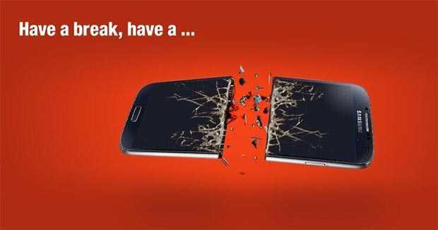 Nokia aggressiva nei confronti di Android e Samsung nella sua ultima pubblicità !