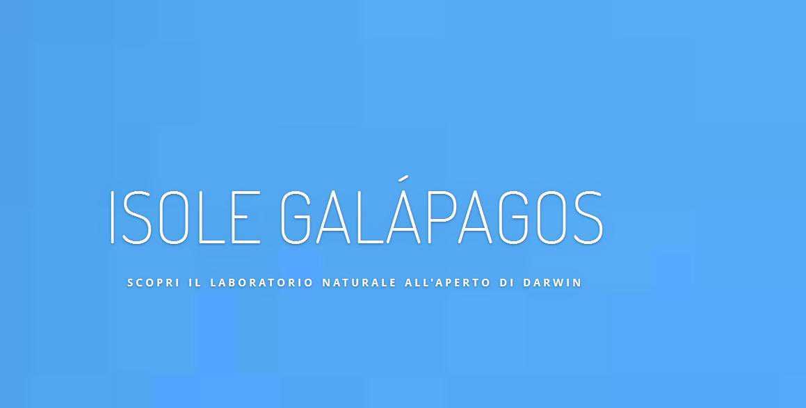 Google Maps e le Galapagos: un'esperienza unica!