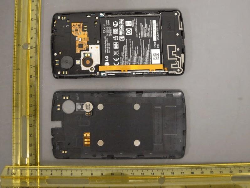 Nexus 5   Ancora LG per il nuovo Google Phone! Arrivano le prime foto!