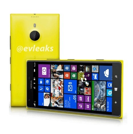 Nokia Lumia 1520 ecco le foto leaked del nuovo nokia