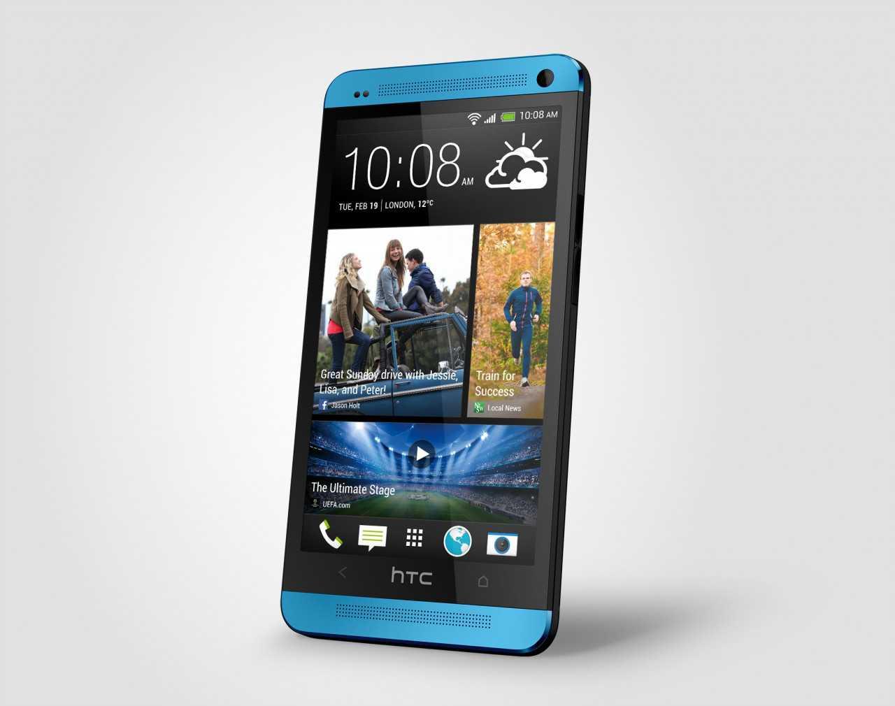 Annunciati HTC Desire 601, Desire 300, One mini Vivid Blu
