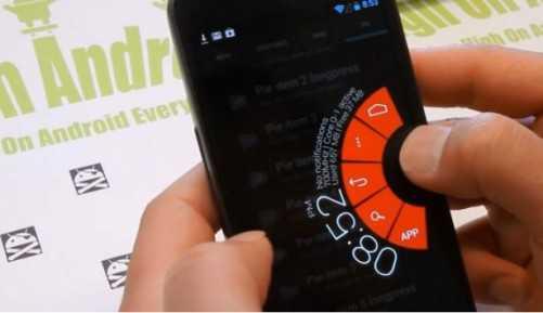 Pie Control: ora per tutti i dispositivi Android!