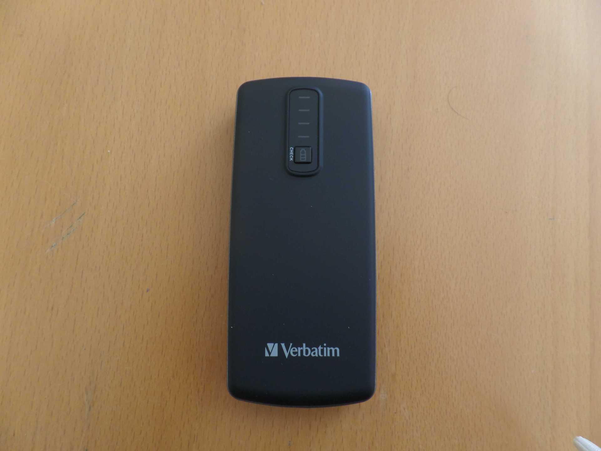 Recensione | Verbatim Portable Power Pack