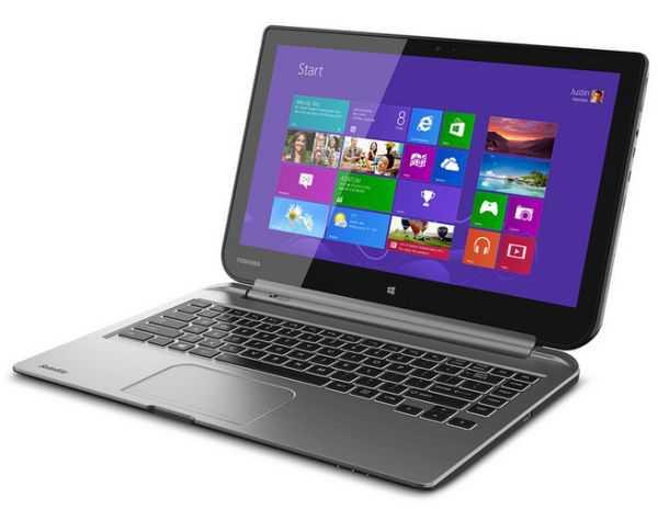 IFA 2013 | Toshiba presenta Satellite Click: Tablet ma anche notebook Windows 8 !