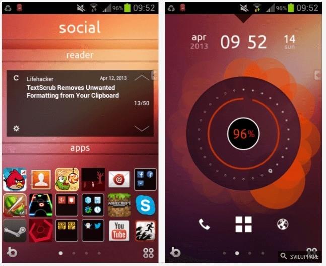 Trasformare il proprio Smatphone Android in Ubuntu Touch
