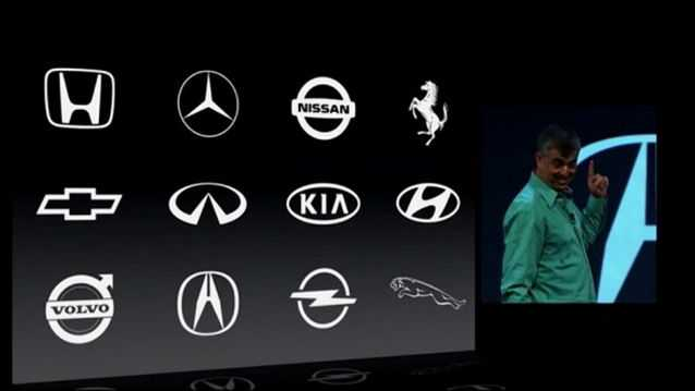 """""""iOS in the car"""": Il tuo iPhone su quattro ruote"""