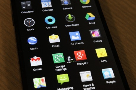 Android 4.4 KitKat Office