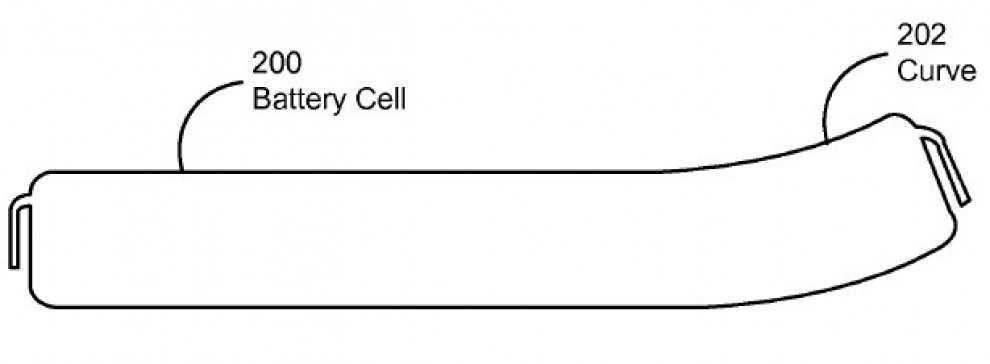 Samsung sarebbe pronta per la produzione in serie di batterie curve
