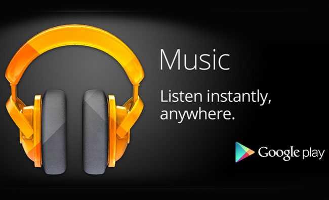 Per Google Play Music nuovo aggiornamento in arrivo