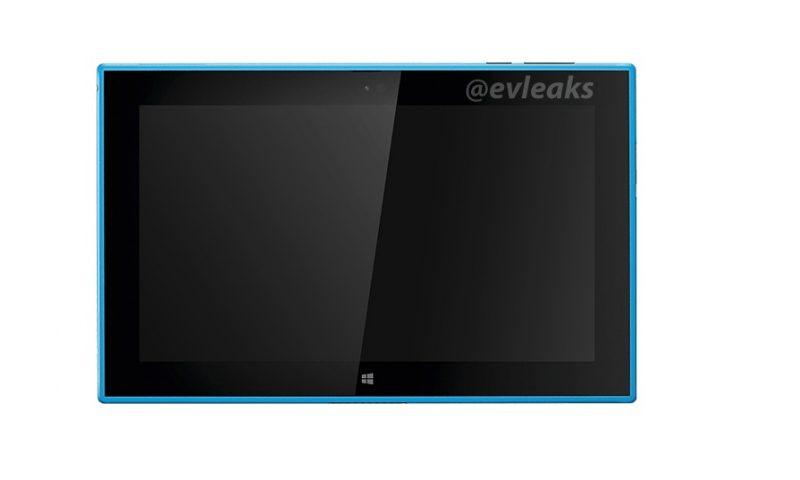 Nokia Lumia 2520, su twitter il render del nuovo tablet