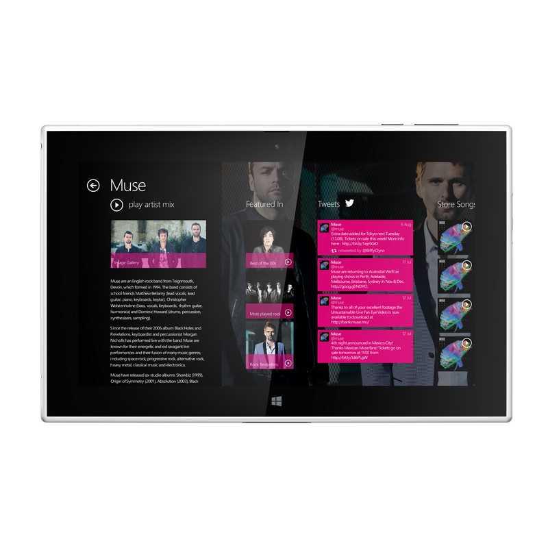 Nokia Lumia 2520 | Nokia presenta il tablet della famiglia Lumia che promette battaglia al Surface 2!