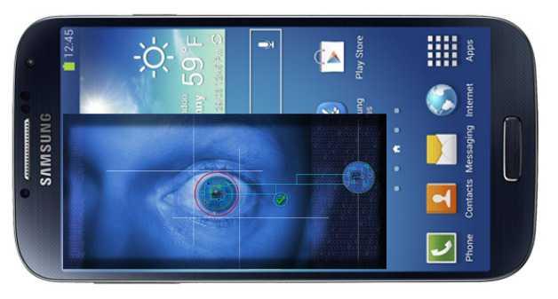 Samsung Galaxy S5: sarà equipaggiato con un lettore oculare?
