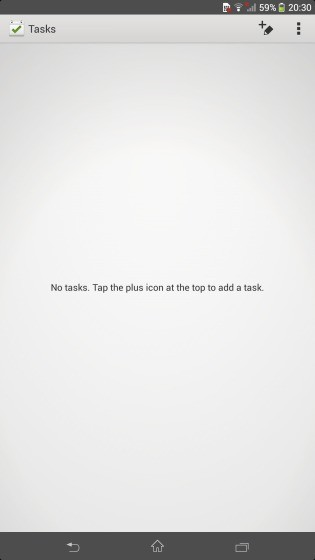 "Sony Xperia Z e Z Ultra | Arriva l'applicazione ""Task"" direttamente da Sony"