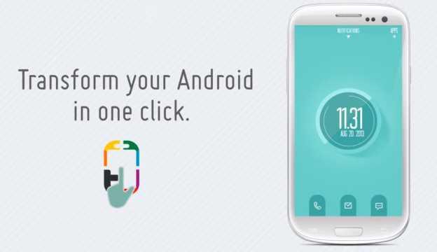 Themer: app per la personalizzazione completa e veloce del nostro android