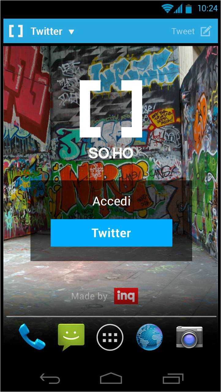 SO.HO: L'APP dei social network si aggiorna e sbarca in Italia