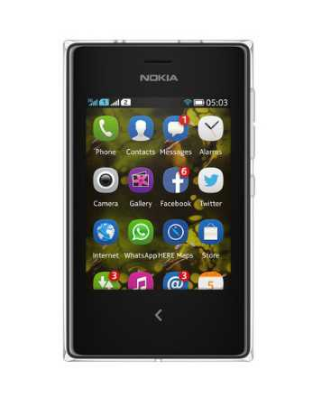 Nokia Asha 503, 502, 500 sono ufficiali con design crystal-clear e smart camera