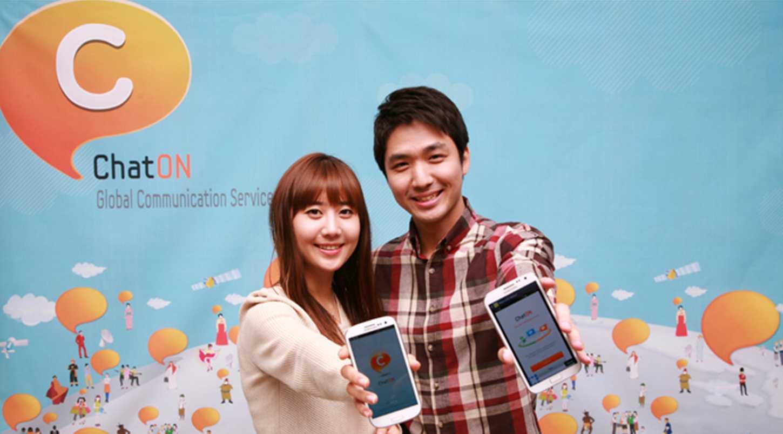 ChatON | Samsung aggiorna interfaccia grafica e funzionalità