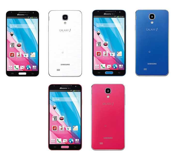 Samsung Galaxy J annunciato in Giappone