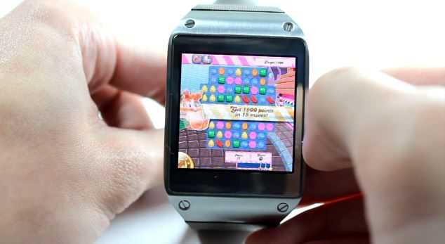 Samsung Galaxy Gear   Si possono installare ed avviare applicazioni Android! (Video)