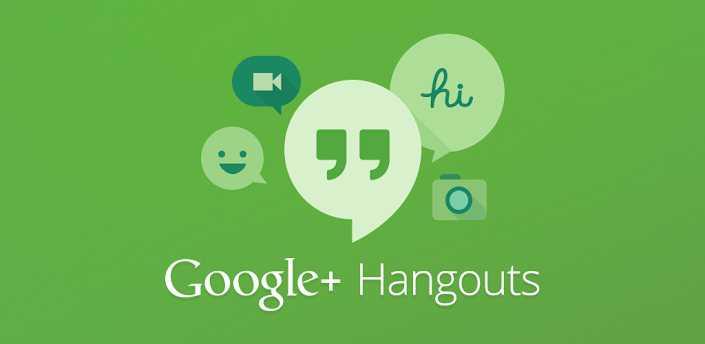 Hangouts per Web si aggiorna con un nuovo layout e le emoticon per il proprio stato