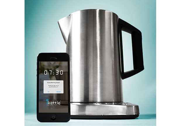 iKettle: la teiera programmabile dal vostro smartphone!