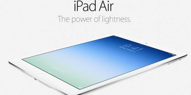 iPad Air 16GB in versione LTE in promozione su eBay.it ad un prezzo di 399€
