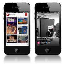 iphone flipboard