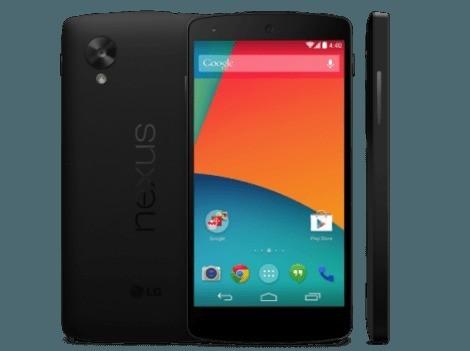 Recensione Google Nexus 5