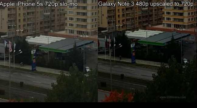 iPhone 5S: il video in slow motion a 720p potrebbe non essere vero