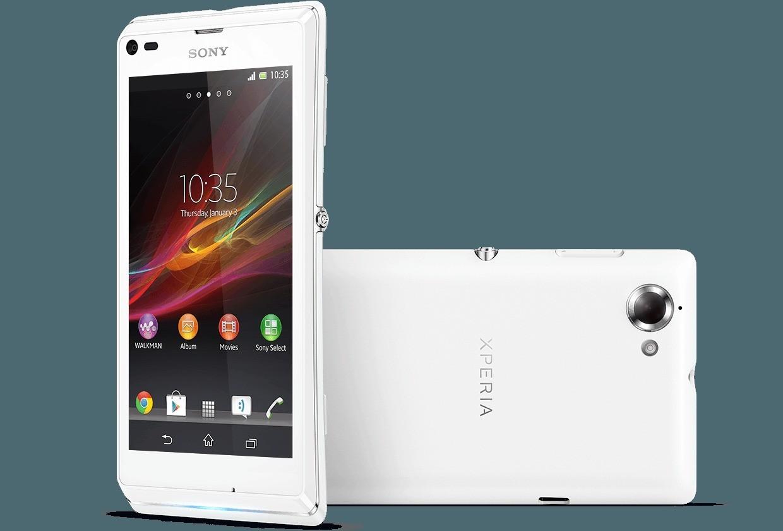 Sony Xperia L | Iniziato il roll out internazionale di Android 4.2.2