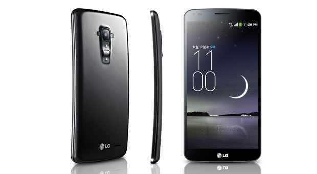 LG G Flex disponibile su volantino Mediaworld