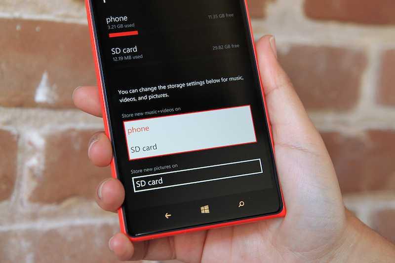 Nokia Lumia 1520: Consigli sull'utilizzo e la scelta della SD