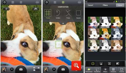 Samsung Camera Awesome