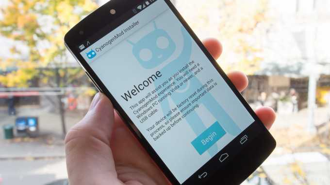 CyanogenMod Installer arriva finalmente anche su MAC