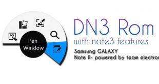 Guida Completa per la trasformazione di un Samsung Galaxy Note II in Note 3 ! (Download)