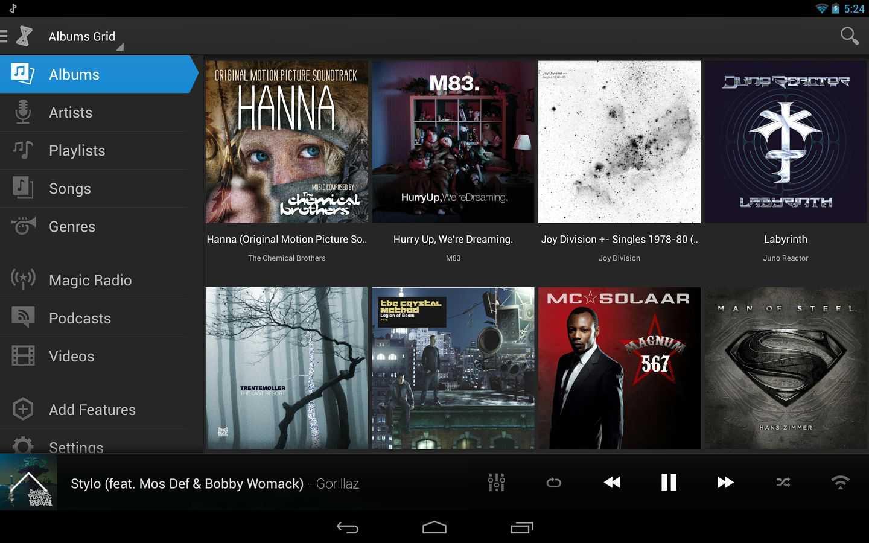 DoubleTwist si aggiorna per supportare Android 4.4