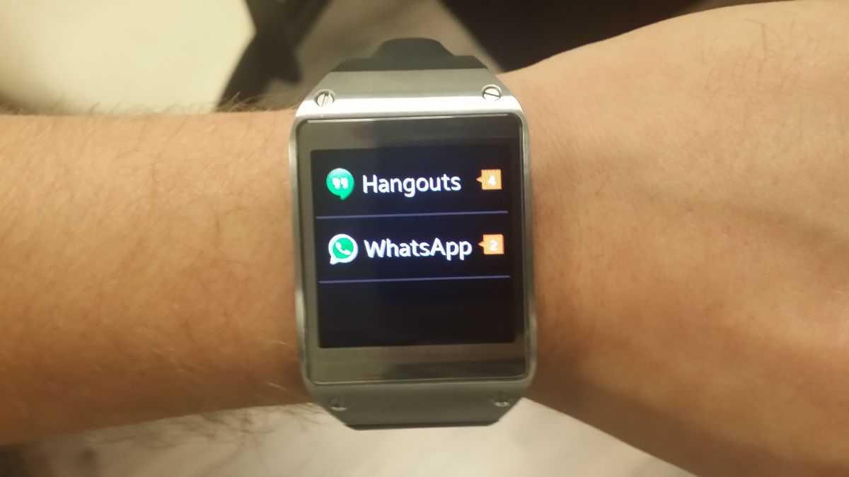 Galaxy Gear | Arriva l'aggiornamento V700XXUAMK7 con la nuova gestione notifiche!